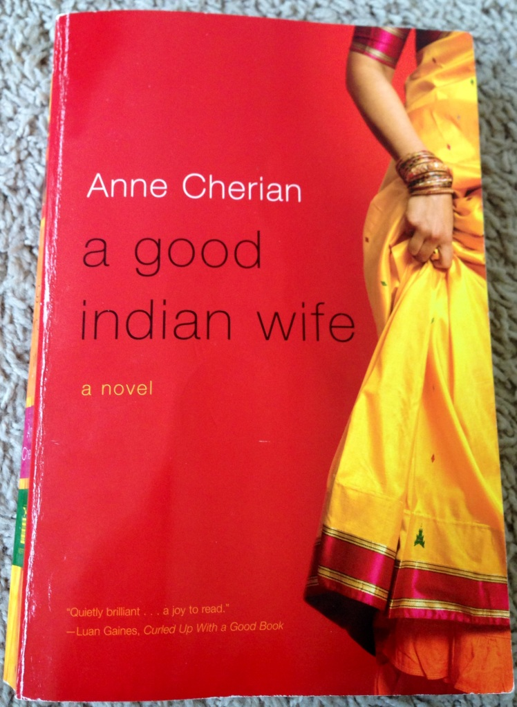 A Good Indian Wife via Love at First Book