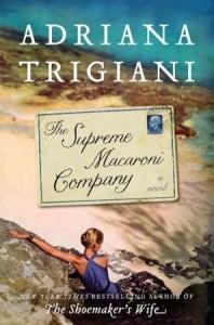 The Supreme Macaroni Company via Love at First Book