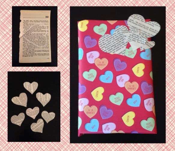 Bookish Valentines Date via Love at First Book