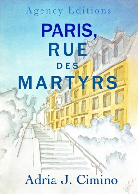 Paris, Rue des Martyrs via Love at First Book