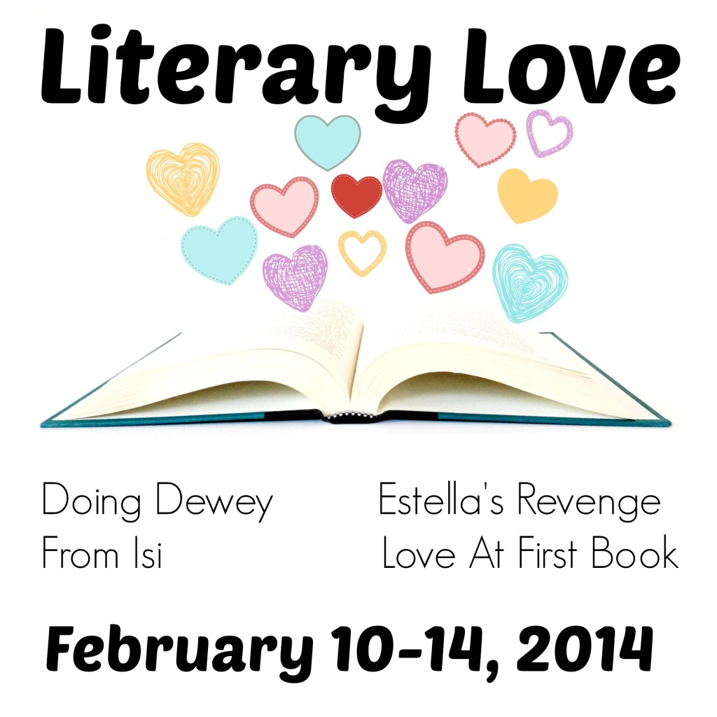 Literary Love 2014 via Love at First Book