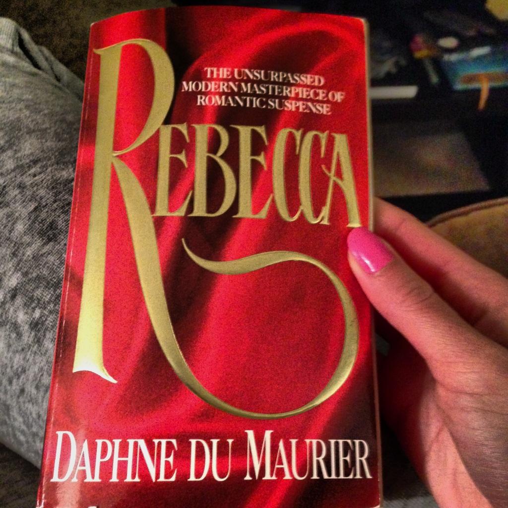 Rebecca via Love at First Book