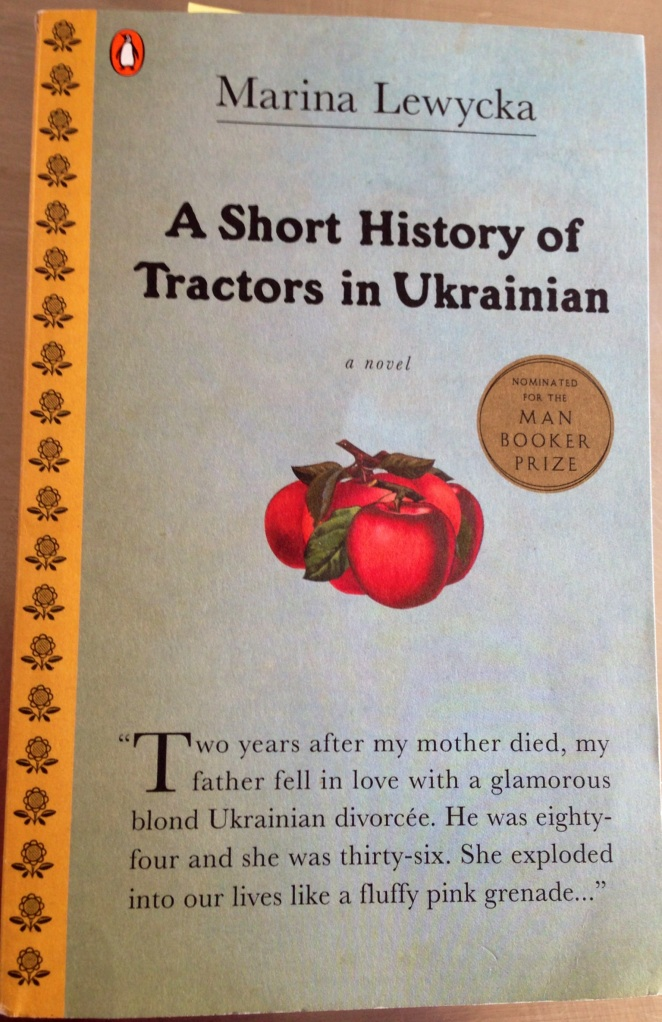 A Short History of Tractors in Ukrainian via Love at First Book