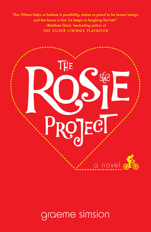 The Rosie Project via Love at First Book