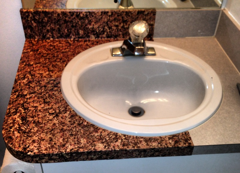 Superior U201cGraniteu201d Countertop In 5 Easy Steps