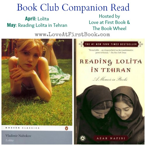 Lolita-Reading Lolita in Tehran Companion Read