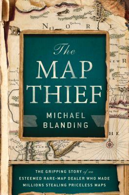 The Map Thief via Love at First Book